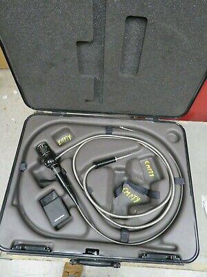 Olympus If6d4-10 Industrial Fiberscopeborescope W Case And Accessories - Ni66