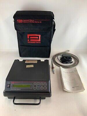 Panametrics Mms35-522-1-100 Moisture Monitor Series 35 S.p. 1315 120v 5060hz40w