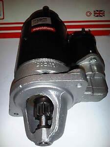 jaguar xj6 coupe 3 4 essence 4 2 6 cylindres d marreur moteur neuf rmfd 75 86 ebay. Black Bedroom Furniture Sets. Home Design Ideas