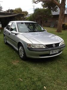 1999 HOLDEN VECTRA ROADWORTHY ready to REGISTER RWC SUPPLIED Blairgowrie Mornington Peninsula Preview