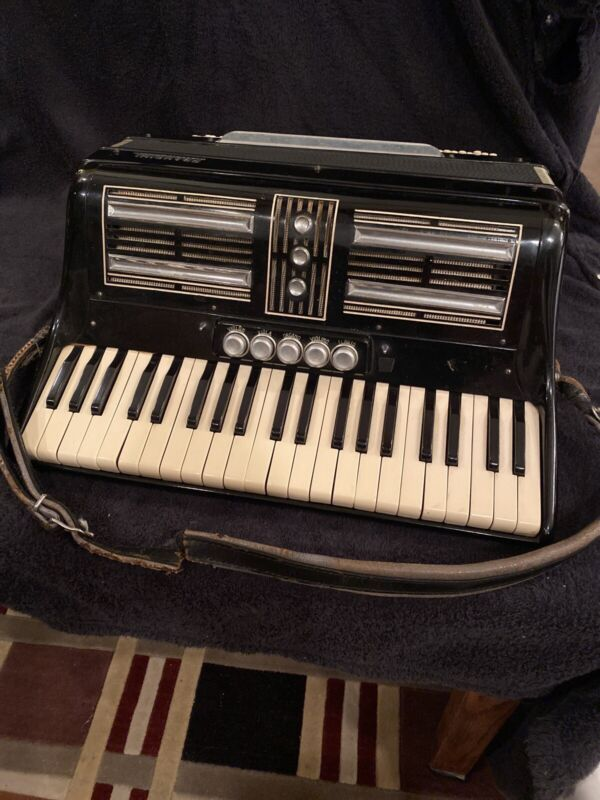 Vintage Francini Accordion