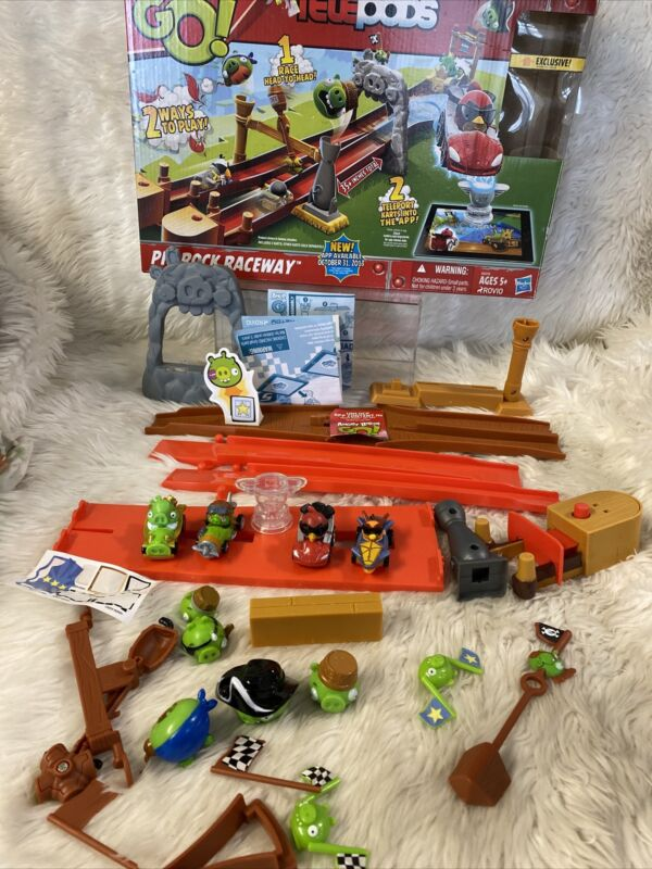 One Angry Birds GO, Pig Rock Raceway,  in Box