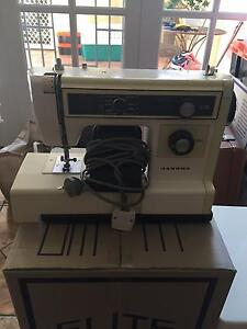 Janome Sewing Machine Scarborough Redcliffe Area Preview