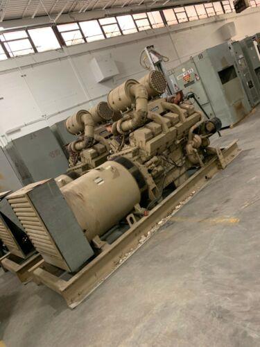 CUMMINS 750KW Generator 480/277 3PH 682FDR7030