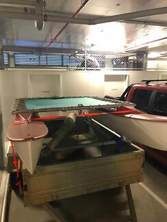 Catamaran 12 foot Windrush