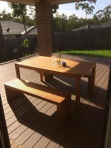Outdoor Dining Table Mount Cotton Redland Area Preview