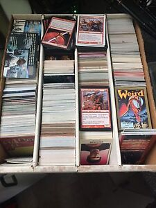 Mix cards collection