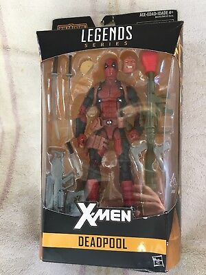 Marvel Legends ~ DEADPOOL (WADE WILSON) ACTION FIGURE ~ X-MEN 2016