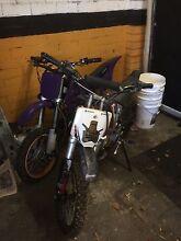2x 125cc dirt bikes Peakhurst Hurstville Area Preview