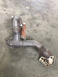 LMM up pipe with egr delete