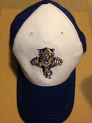 best authentic 96df0 769e7 Florida Panthers Old Logo Hat Cap Jersey AHL IHL WPHL Pavel Bure Adjustable  NHL