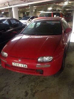 Mazda Astina 323 For Sale  Queanbeyan Queanbeyan Area Preview