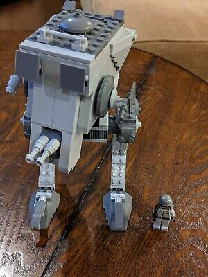 LEGO Star Wars #7657 AT-ST 100% complete - Ships in 24 hrs of payment