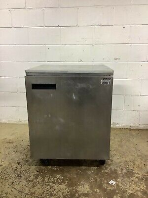 Delfield Freezer 407ca Under Counter On Casters Tested
