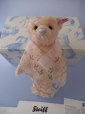 Steiff Teddybär Kaiserin Elisabeth Sissi 673405 - 25 cm - lim. Auflage OVP (162)