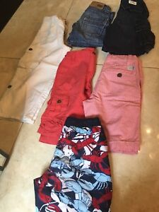 Boys summer shorts and pants