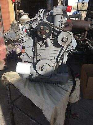 Kubota D722 Diesel Engine With Oil Pan High Volume Aluminum Carrier Transicold