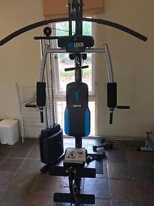 Guy Leech Gym kit Fisher Weston Creek Preview