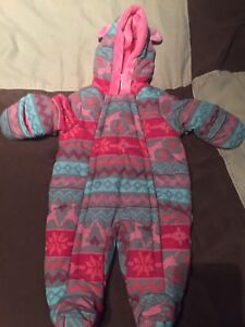 Snow suit and sweaters 0-3 months