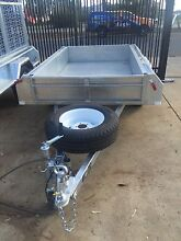 6x4 GALVANISED Box Trailer PICK UP TODAY! Para Hills West Salisbury Area Preview