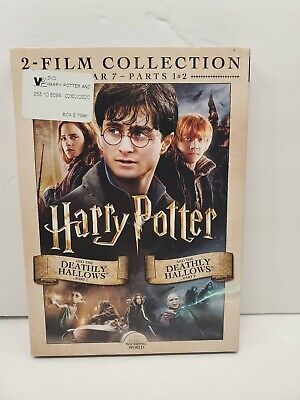 Harry Potter And The Deathly Hallows, Part 1 And 2- Watched 1 Time