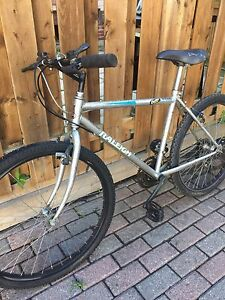 Men's Raleigh Mountain Bike