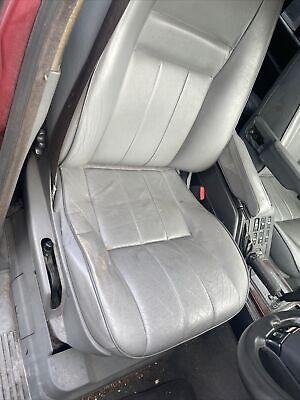 Lot+8 RANGE ROVER P38 Manual Leather Seats Grey Van VW Camper Bus