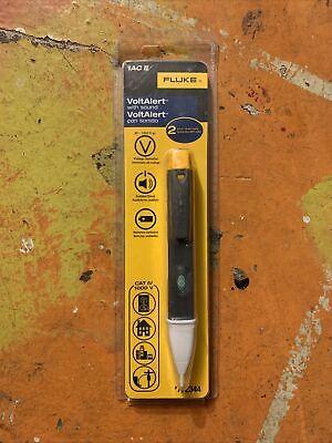 Fluke 1ac Ii Voltalert Non-contact Voltage Tester Range 90-volt To 1000-volt
