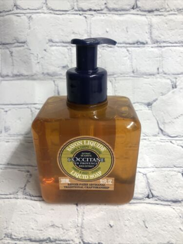 L'occitane Verbena Liquid Soap 10.1fl.oz/300ml NEW