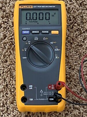 Fluke 177 Esfp True Rms Multimeter Excellent Condition Looks Brand New