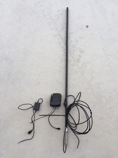 Strike Samsung Signal booster aerial and cradle