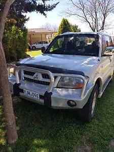 2004 Mitsubishi Pajero 21st Anniversary Edition Ngunnawal Gungahlin Area Preview