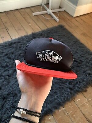 Kids Vans Off The Wall Snapback Hat - Popular Colour! Very Good Condition. ONO
