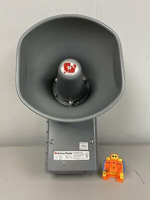 Federal Signal 300gc-120 Series D Selectone Horn Siren Speaker