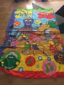 Wiggles quilt cover Ottoway Port Adelaide Area Preview