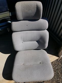 Vl holden calais s2 gray seats