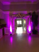 Wedding planner & special events decorate