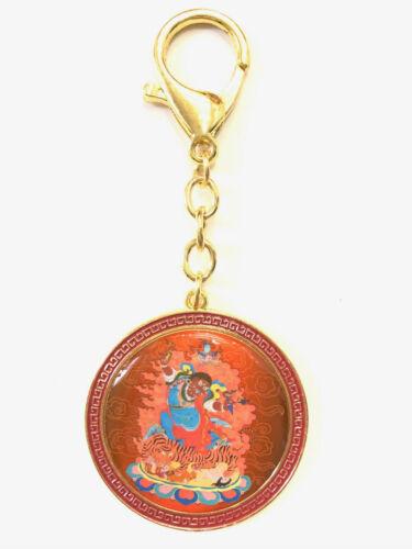 2020 Feng Shui Dorje Drolo Scorpion Amulet Keychain