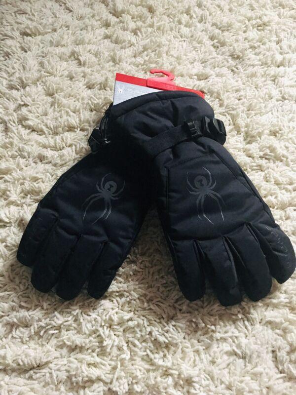 Spyder Boys Essential Ski Glove Waterproof Size~ S NWT !