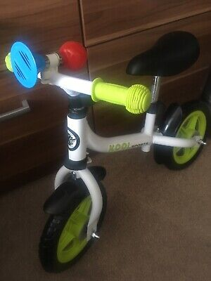 Toddlers Balancing Bike Kool Sport