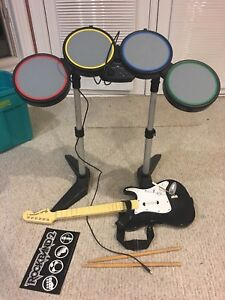 Rock band accessories