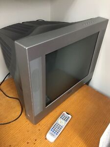 Apex TV with remote