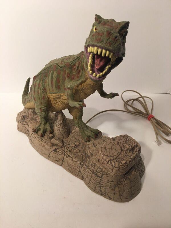 Vintage T-Rex Dinosaur Land Line Telephone Roaring Telemania Works