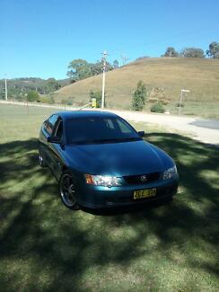 2003 Holden Commodore Executive. Series 2. V6