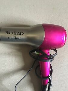 Hair dryer with small attachment not in picture.