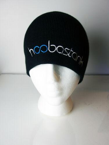 Hoobastank Knit Embroidered Logo Beanie, Licensed RARE OOP