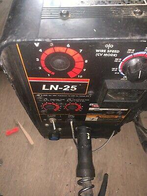 Lincoln Electric Welder Ln-25 Wire Feeder