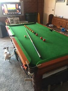 Slate Pool Tables Highton Geelong City Preview