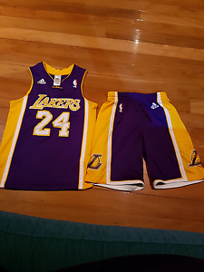 La lakers singlet and shorts Camden Camden Area Preview