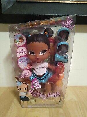 Bratz Big Babyz Bubble Trouble Sasha Doll Brand New VHTF
